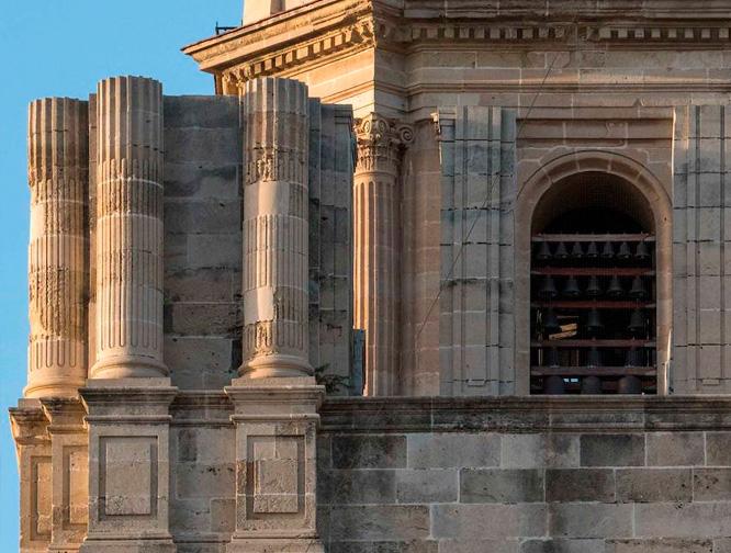 La cuarta dimensión de la Catedral de Málaga