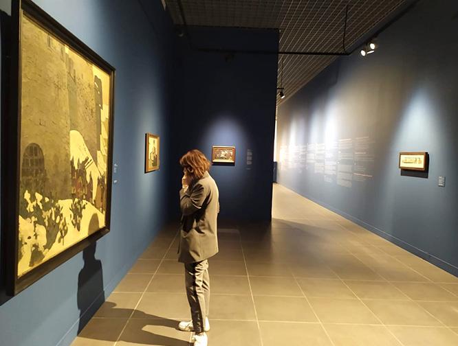 La potencia artística de Roerich