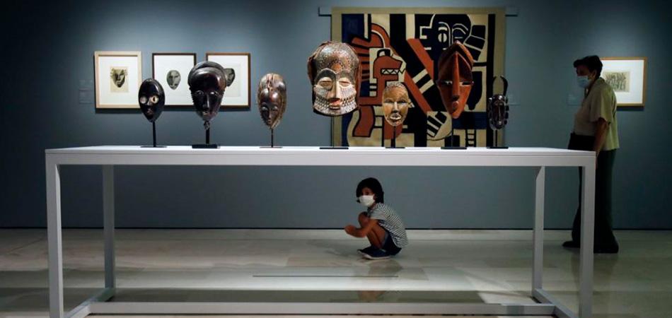 Máscaras. Metamorfosis de la identidad moderna