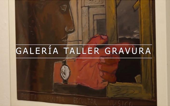 Galería Taller Gravura Málaga //Asociación de Galerías de Arte de Málaga (MAGA)