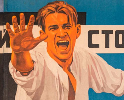 Rompiendo el silencio. El cine mudo en Rusia