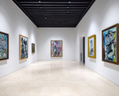 Exposición permanente 2020-2023 - Diálogos con Picasso