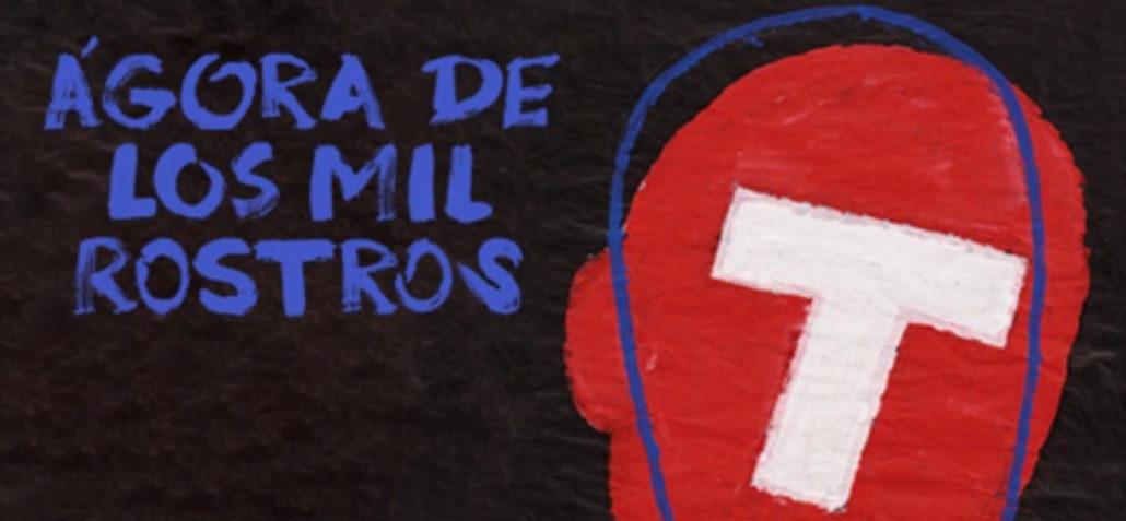 Ágora de los mil rostros de Juan Martínez