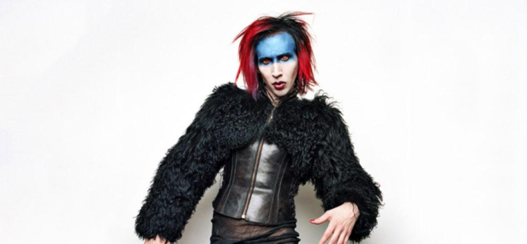 Marilyn Manson: 21 Years in Hell de Perou