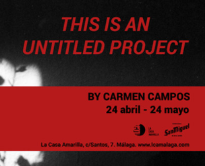 This is an untitled project by Carmen Campos