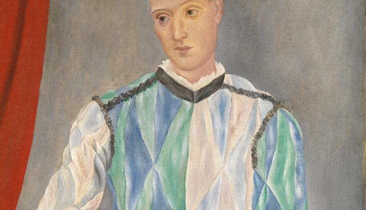 Arlequín (1917)