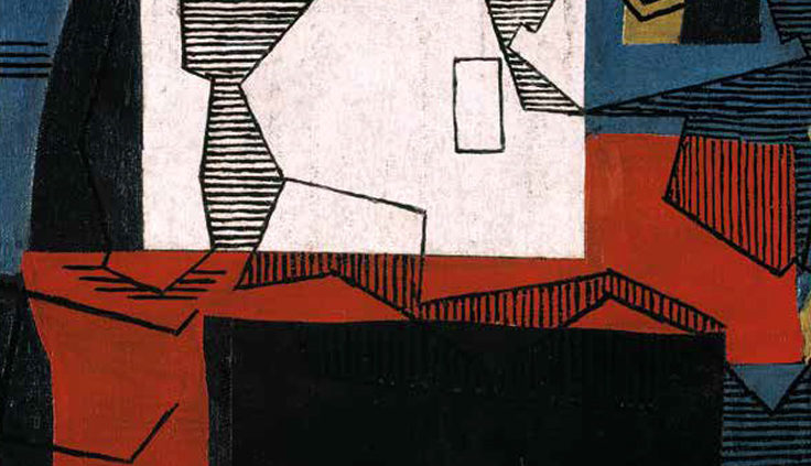 Naturaleza muerta (1922) Pablo Picasso