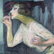 Pintalabios (1908) Frantisek Kupka